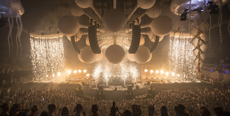 Sensation Ocean Of White @ Barclay's Center