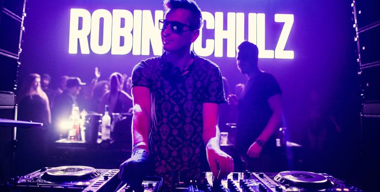 Robin Schulz @ Webster Hall, NYC